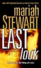 Last look : a novel of suspense