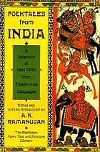 Folktales from India : a selection of oral tales from twenty-two languages