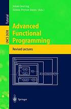 Advanced functional programming : 4th international school