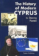 The history of modern Cyprus