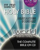 Holy bible : King James version