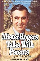 Mister Rogers talks with parents