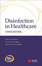 Disinfection in Healthcare