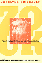 Zouk : world music in the West IndiesZoukZouk world music in the West Indies