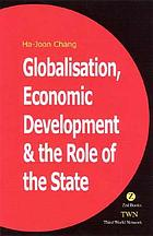 Globalisation, economic development, and the role of the state