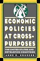 Economic policies at cross-purposes : the United States and developing countries