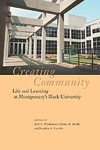 Creating community life and learning at Montgomery's black university