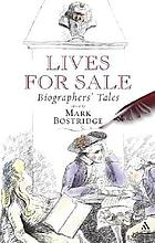 Lives for sale : biographers' tales