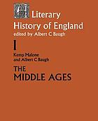 The middle ages (to 1500)