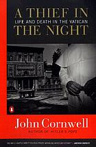 A thief in the night : the death of Pope John Paul I