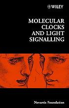 Molecular clocks and light signalling