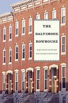 The Baltimore rowhouse
