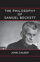 The philosophy of Samuel Beckett