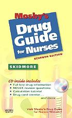 Mosby's drug guide for nurses