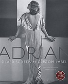 Adrian : silver screen to custom label