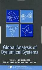 Global analysis of dynamical systems : festschrift dedicated to Floris Takens for his 60th birthday