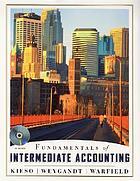 Fundamentals of intermediate accounting