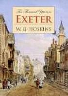 Two thousand years in Exeter