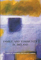 Family and community in Ireland