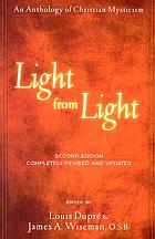 Light from light : an anthology of Christian mysticism