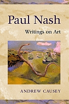 Paul Nash : writings on art