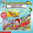 Scholastic's the magic school bus takes a dive : a book about coral reefs