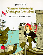 Where do you think you're going, Christopher Columbus