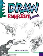 Draw! rainforest animals