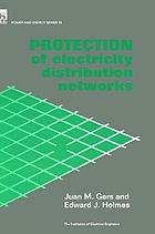 Protection of electricity distribution networks