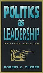 Politics as leadership