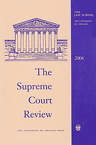 The Supreme Court review. 2004