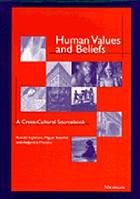 Human values and beliefs : a cross-cultural sourcebook : political, religious, sexual, and economic norms in 43 societies ; findings from the 1990-1993 world value survey