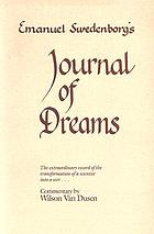 Swedenborg's journal of dreams, 1743-1744