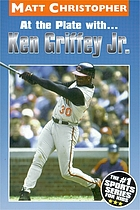 At the plate with-- Ken Griffey, Jr.
