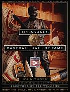 Treasures of the Baseball Hall of Fame : the official companion to the collection at Cooperstown
