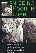 On being poor in Utah