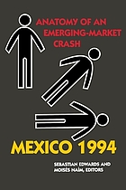 Mexico 1994 : anatomy of an emerging-market crash