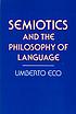 Semiotics and the philosophy of language