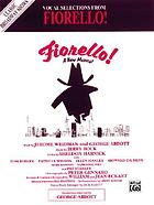 Vocal selections from Fiorello! : a new musical