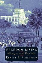 Freedom rising : Washington in the Civil War