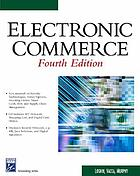 Electronic commerce : on-line ordering and digital money