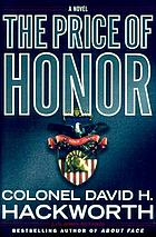 The price of honor : a novel