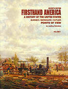 Firsthand America : a history of the United States