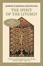 The spirit of the liturgy