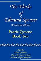 The works of Edmund Spenser : a variorum edition