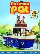 Postman Pat's pirate treasure