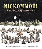 Nickommoh! : a Thanksgiving celebration