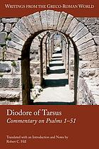 Diodore of Tarsus commentary on Psalms 1-51