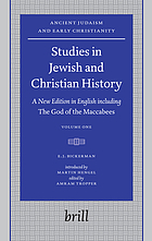 Studies in Jewish and Christian history