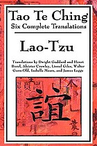 Laotzu's Tao and Wu Wei / an interpretation / by Henri Borel ; translated by M.E. Reynolds
